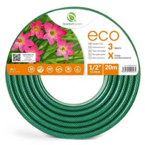 "Reinforced 3 Layer Garden Hose ECO 1/2"" 20m"